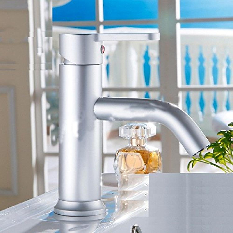 Basin Faucet hot and Cold Water Tank Mixer Black