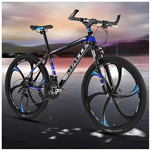 CDBK 26 Zoll X 17 Zoll Mountainbike Off-Road Stadt Fahrradgeschwindigkeit Stoßdämpfer Racing 30 Drehzahl Doubles Disc Fester Rahmen Bike