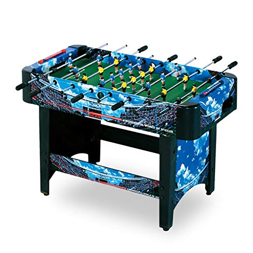 ZXQZ Table football Mini Foosball Table, Compact Soccer Game Tables, Sports Toys Football Table for Adult Children arcade table games
