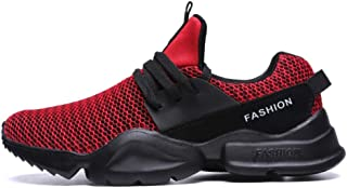 Large Size Men's Shoes Sports Shoes Breathable Shoes Fashion Shock Absorption Running Shoes