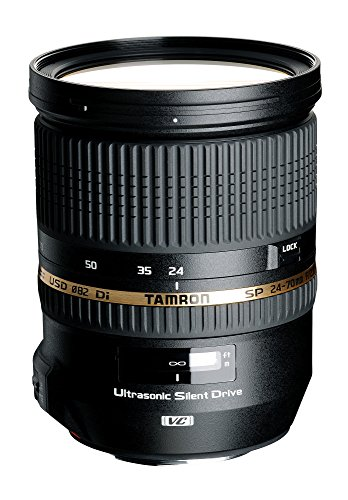 Tamron SP 24-70mm Di VC USD Nikon Mount (Model...