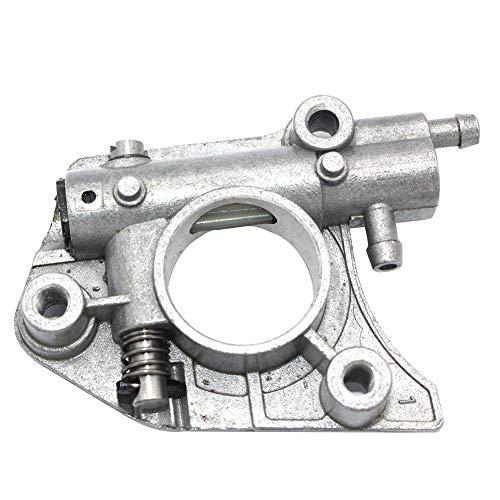 XHUENG Durable Bomba de Aceite de Montaje de engrasador automático para Echo CS-450 CS-450P