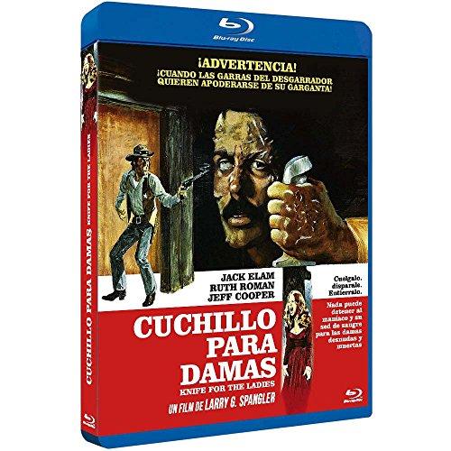 Cuchillos para Damas Sentencia Silenciosa 1974 BD A Knife for the Ladies [Blu-ray]