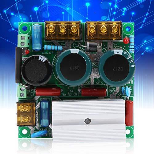 Mxzzand Placa de rectificador Placa de Fuente de alimentación Componentes de Control Industrial para Controlador de Motor Paso a Paso para Fuente de alimentación