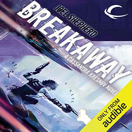 Breakaway audiobook cover art