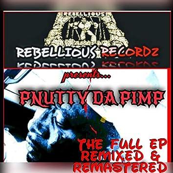 Rebellious Recordz Presents P Nutty da Pimp