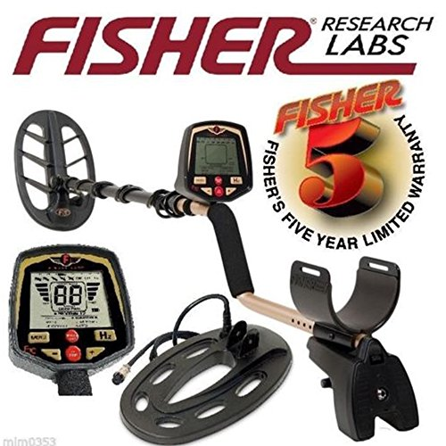 Why Choose Fisher F70 Multi-Purpose Metal Detector Pro 10 inch + 11 inch Double-D Search Coils