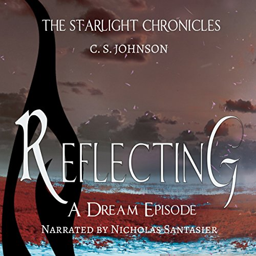 Reflecting audiobook cover art