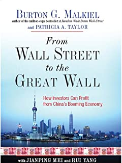 From Wall Street to the Great Wall: How Investors Can Profit from China's Booming Economy (English Edition)