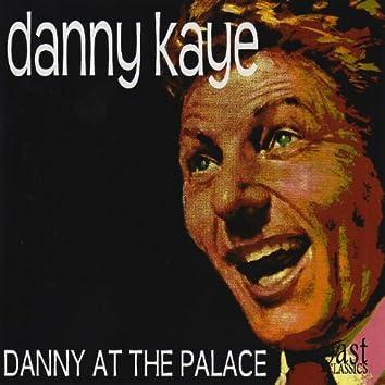 Danny at the Palace