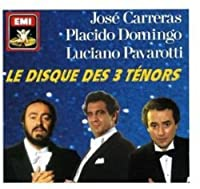 Jose Carreras/Placido Domingo/Luciano Pa