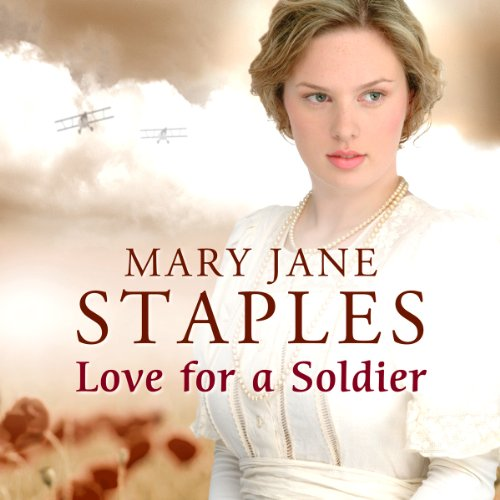Love for a Soldier audiobook cover art