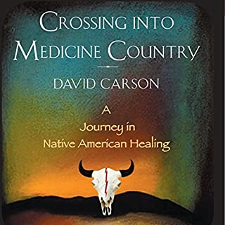 Crossing into Medicine Country cover art