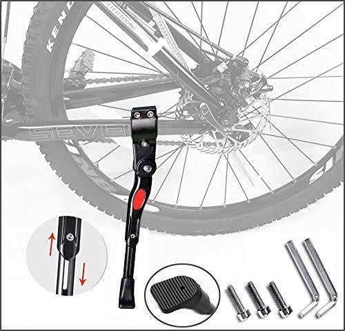 Exporee Cavalletti per Bicicletta Regolabile Universale Supporto per Bicicletta Mountain Bike Bici da Strada con Diametro Ruota 20~27.5 Pollici