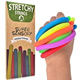 YIQUDUO 12 Pack Fidget Stretchy String Toys...