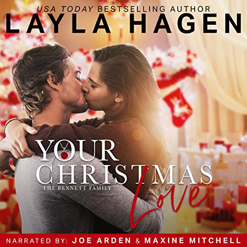 Your Christmas Love Audiobook By Layla Hagen cover art