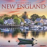 Beautiful New England 2020 Wall Calendar