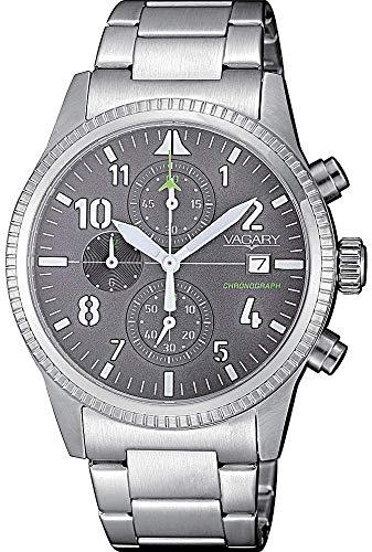 orologio cronografo uomo Vagary By Citizen Flyboy sportivo cod. IA9-811-61