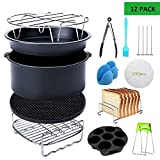 Air Fryer Accessories XL Compatible for Gowise USA COSORI Nuwave Ninja Tefal Cozyna Phillips Fit all 3.2QT -...