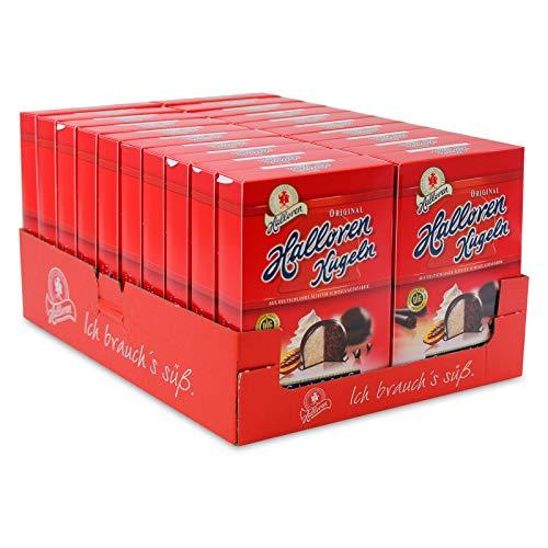 Halloren Kugeln Sahne-Cacao, 20er Pack (20x 125 g Packung)