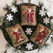 Santa's Revisited 1990, 1994 & 2005 Cross Stitch Chart