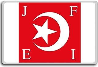 Nation Of Islam - Religious flags fridge magnet