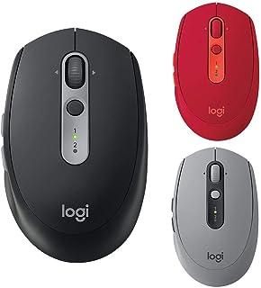 Logicool M590マルチデバイスワイヤレスサイレントマウス,snowvirtuos