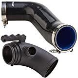 Kyostar Turbo Inlet Elbow Silicone Air Intake Hose Pipe For VW MK7 Golf GTI R S3 A3 EA888 (a set)