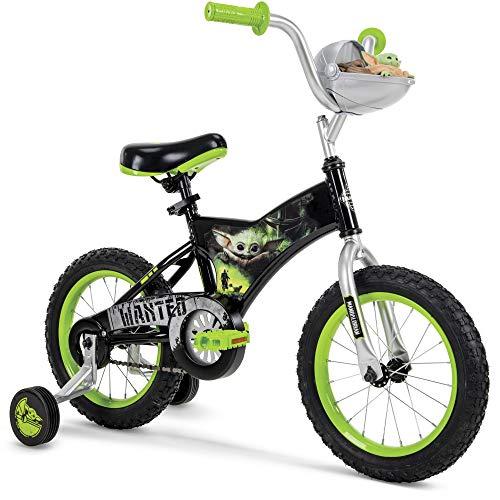 "Huffy Star Wars Mandalorian ""The Child"" 12"" Bicycle, Black"