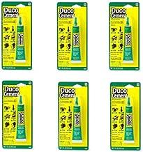 Duco Cement Multi-Purpose Household Glue - 1 fl oz - 6 Pack