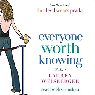 Everyone Worth Knowing audiobook cover art