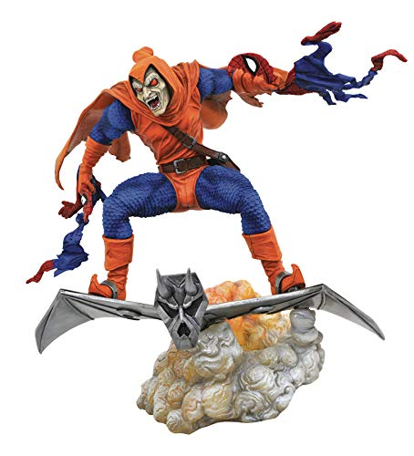 DIAMOND SELECT TOYS Marvel Premiere Collection: Hobgoblin Resin Statue, Multicolor, One-Size