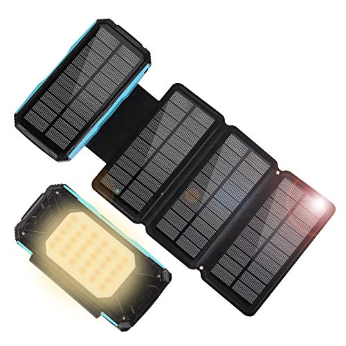 Uplayteck Solar Phone Charger