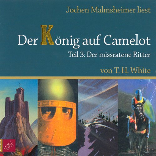 Der missratene Ritter audiobook cover art