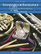 Standard of Excellence Book 2 Book Only – Clarinet Book PDF