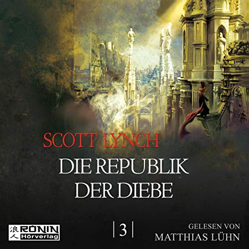 Die Republik der Diebe cover art
