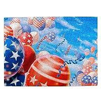 木製パズル 米国独立の日 500ピース ジグソーパズル 遊び 雰囲気 減圧 おもちゃ 漫画 壁飾り 学生 子供 大人 絵画 贈り物