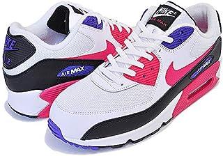 [ナイキ] エアマックス 90 aj1285-106 AIR MAX 90 ESSENTIAL white/red orbit-psychic purple AM90 スニーカー メンズ エッセンシャル