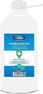 Deep Fresh Antibakteriyel Sıvı Sabun, 2500ml 1 Paket (1 x 2500 ml)