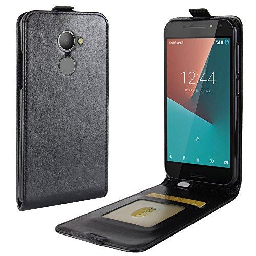 Vodafone Smart N8 Hülle,Frlife | BookstyleHandyhüllePremiumPU-LederklapptascheCaseBrieftascheEtuiSchutzHüllefürVodafone Smart N8