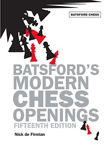 Batsford's Modern Chess Openings (English Edition)