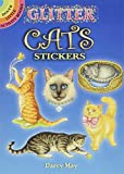 Glitter Cats Stickers (Dover Little Activity Books Stickers)