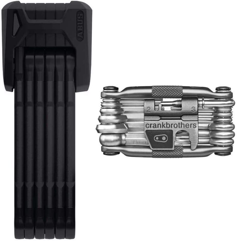 Max 79% OFF ABUS Bordo Granit X Plus 6500 33.46 Bike Lock Folding in Superlatite 85cm