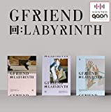GFRIEND 回:Labyrinth (8th Mini Album) [RandomVer.] - CD+Photobook+Folded Poster+Pre Order Benefit+Others with Extra Decorative Sticker Set, Photocard Set