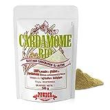 Powder Cardamomo in Polvere - 50 g