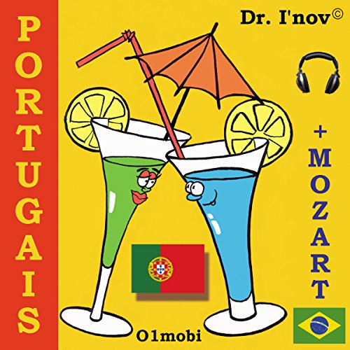 Portugais [Portuguese] audiobook cover art