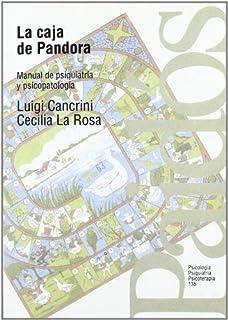 La Caja de Pandora by Luigi Cancrini;Cecilia La Rosa;Celia La Rosa(2003-09-01)