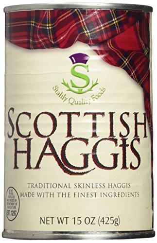 Traditional Scottish Haggis 15oz, (Pack of 2)
