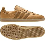 Adidas Schuhe Samba OG FT Craft Ochre-Craft Ochre-Gold Metallic (CG6134) 43 1/3 Orange