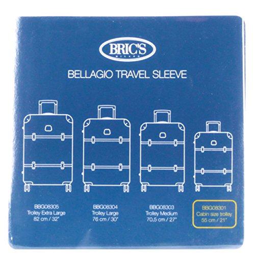 Small Bellagio Cover, One SizeClear